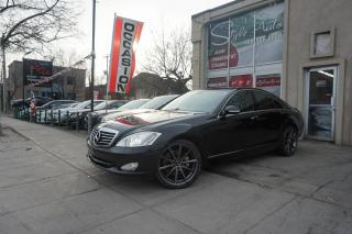 Used 2009 Mercedes-Benz S-Class S450 AWD NAV CAM for sale in Laval, QC