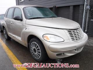 Used 2005 Chrysler PT CRUISER BASE 4D HATCHBACK for sale in Calgary, AB