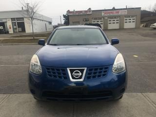 Used 2008 Nissan Rogue S for sale in Scarborough, ON