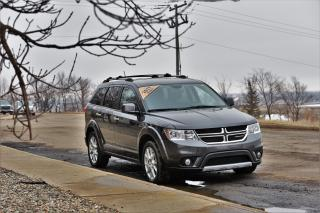 Used 2017 Dodge Journey GT for sale in Estevan, SK