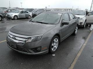 Used 2011 Ford Fusion SE for sale in Waterloo, ON
