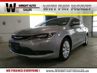 Used 2015 Chrysler 200 LX|BLUETOOTH|LOW MILEAGE|24,436 KMS for sale in Cambridge, ON