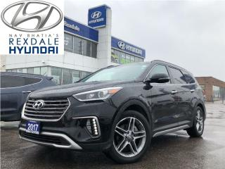 Used 2017 Hyundai Santa Fe XL Limited - NEW ARRIVAL! for sale in Etobicoke, ON