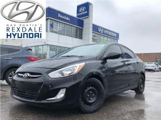 Used 2015 Hyundai Accent SE - NEW ARRIVAL-ONE OWNER! for sale in Etobicoke, ON
