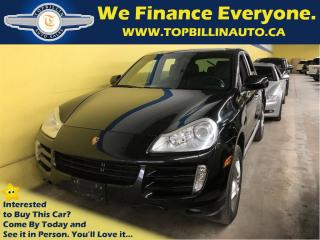 Used 2008 Porsche Cayenne with Navigation for sale in Concord, ON