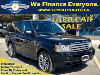 Used 2009 Land Rover Range Rover Sport Supercharged ONLY 48K km for sale in Concord, ON