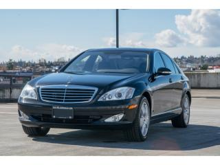 Used 2008 Mercedes-Benz S450 4MATIC Coquitlam Location 604-298-6161 for sale in Langley, BC