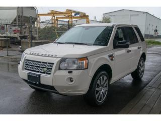 Used 2008 Land Rover LR2 Loaded All Wheel Drive SUV for sale in Langley, BC