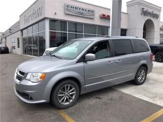 Used 2015 Dodge Grand Caravan SXT Premium Plus for sale in Burlington, ON