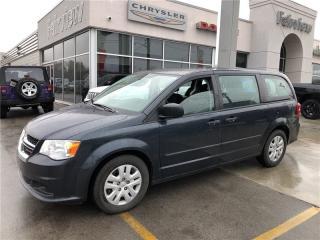 Used 2013 Dodge Grand Caravan SE for sale in Burlington, ON