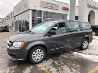 Used 2016 Dodge Grand Caravan CANADA VALUE PACKAGE for sale in Burlington, ON
