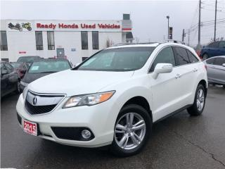 Used 2015 Acura RDX Leather - Sunroof - Rear Camera for sale in Mississauga, ON