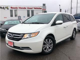 Used 2016 Honda Odyssey EX - Power Sliding Doors - Rear  Camera - for sale in Mississauga, ON