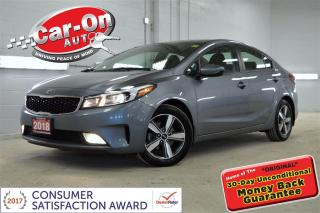 Used 2018 Kia Forte LX+ AUTO A/C HTD SEATS REAR CAM NAV READY ALLOYS for sale in Ottawa, ON