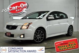 Used 2012 Nissan Sentra SE-R Spec V SUNROOF NAV REAR CAM LOADED for sale in Ottawa, ON