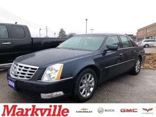 Used 2009 Cadillac DTS GM CERTIFIED-2 SETS OF TIRES ON RIMS-CLEAN CAR! for sale in Markham, ON