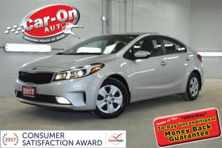 Used 2017 Kia Forte LX+ AUTO A/C HTD SEATS REAR CAM NAV READY for sale in Ottawa, ON