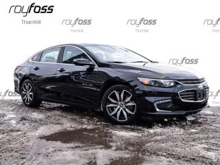 Used 2017 Chevrolet Malibu LT True North Edt. Nav Roof Leather for sale in Thornhill, ON