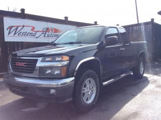 Used 2010 GMC Canyon SLT 4X4 for sale in Stittsville, ON