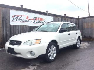Used 2007 Subaru Outback 2.5i w/Touring Pkg for sale in Stittsville, ON