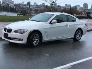 Used 2011 BMW 328 6SP, LOCAL, NO ACCIDENT, NAVIGATION, AWD for sale in Vancouver, BC