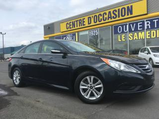 Used 2014 Hyundai Sonata GL MAGS BLUETOOTH for sale in St-Anselme, QC
