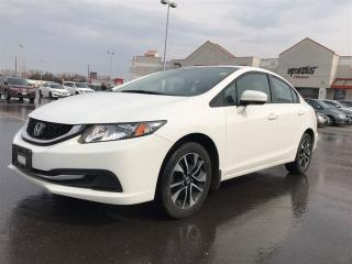 Used 2014 Honda Civic EX   HEATED SEATS   SUNROOF for sale in Scarborough, ON