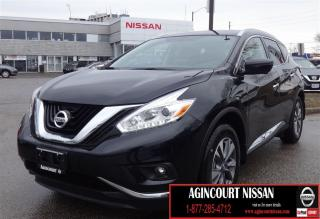 Used 2017 Nissan Murano SL AWD|NAVIGATION|LEATHER|360 CAM|PANO ROOF for sale in Scarborough, ON