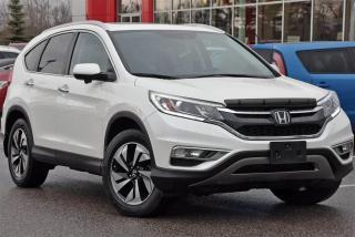 Used 2015 Honda CR-V - for sale in Ajax, ON
