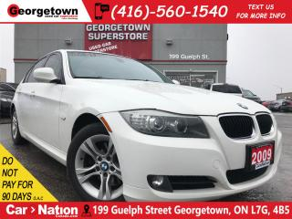 Used 2009 BMW 328 i | LEATHER | BACK UP SENSORS | HEATED SEATS | for sale in Georgetown, ON