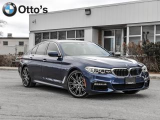 Used 2017 BMW 540i xDrive Sedan for sale in Ottawa, ON