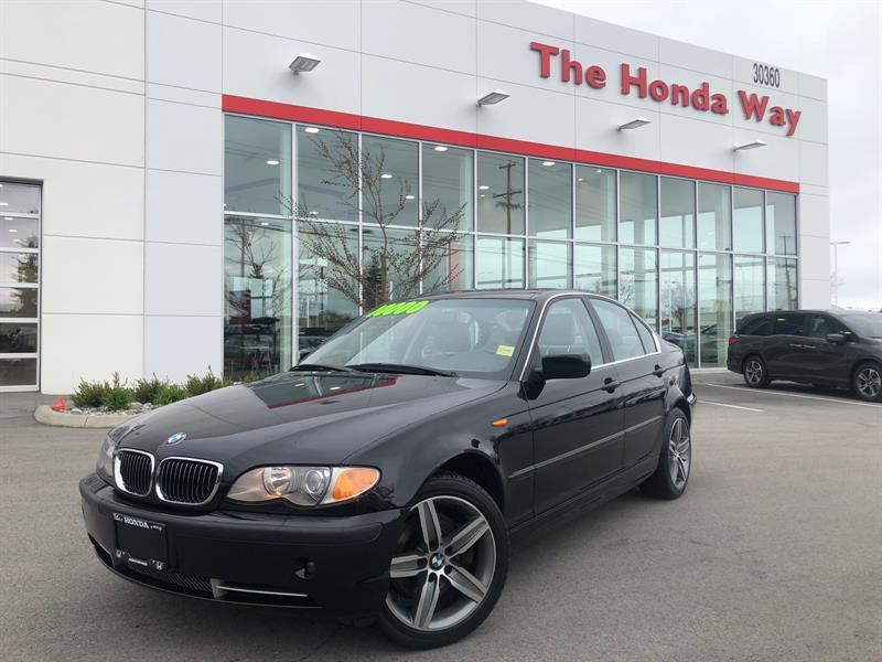 Used 2002 BMW 3 Series Sedan 330xi for Sale in Abbotsford, British ...