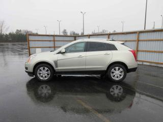 Used 2014 Cadillac SRX LUXURY FWD for sale in Cayuga, ON