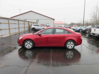 Used 2014 Chevrolet Cruze 1LT FWD for sale in Cayuga, ON