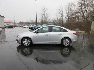 Used 2016 Chevrolet Cruze LS FWD for sale in Cayuga, ON
