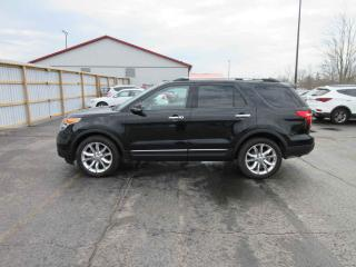 Used 2012 Ford EXPLORER LIMITED 4WD for sale in Cayuga, ON
