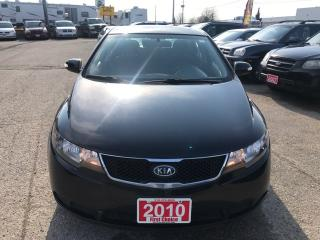 Used 2010 Kia Forte EX w/Sunroof for sale in Kitchener, ON