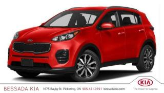 New 2018 Kia Sportage EX Premium AWD for sale in Pickering, ON