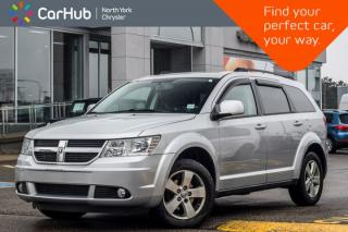 Used 2010 Dodge Journey SXT|FlexibleSeatingPkg|Trac.Cntrl|Climate.Cntrl|Touring.Susp for sale in Thornhill, ON