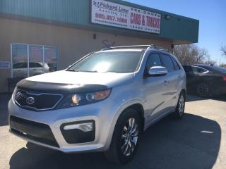 Used 2012 Kia Sorento SX V6 JUST ARRIVED!! PICTURES COMING SOON!!! for sale in Bolton, ON