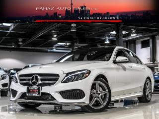 Used 2015 Mercedes-Benz C 300 AMG|NAVI|BLINDSPOT|REAR CAM|PANO|PUSH START for sale in North York, ON