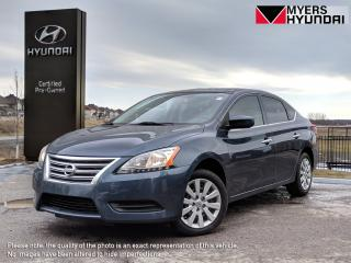 Used 2014 Nissan Sentra S for sale in Nepean, ON