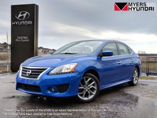 Used 2013 Nissan Sentra S for sale in Nepean, ON