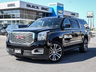 Used 2018 GMC Yukon DENALI,CARBON EDITION, 4X4, NAV, DVD for sale in Ottawa, ON