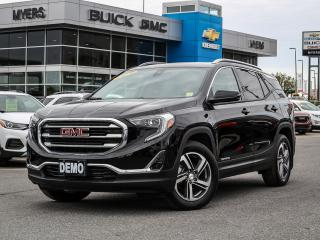 Used 2018 GMC Terrain SLT, AWD, 2.0 T, 9 SPEED AUTO for sale in Ottawa, ON