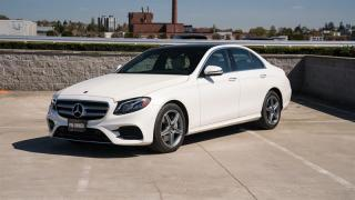 Used 2018 Mercedes-Benz E300 4MATIC Sedan for sale in Vancouver, BC
