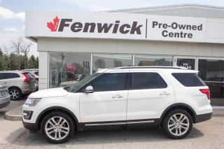 Used 2016 Ford Explorer LIMITED for sale in Sarnia, ON