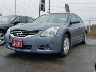 Used 2011 Nissan Altima 2.5 S for sale in Brampton, ON
