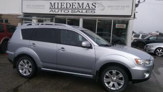 Used 2010 Mitsubishi Outlander GT for sale in Mono, ON