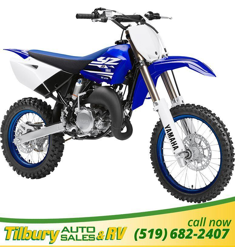 2018 Yamaha YZ85 (2 STROKE)